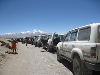 Tibet Lhasa Kailash Tour