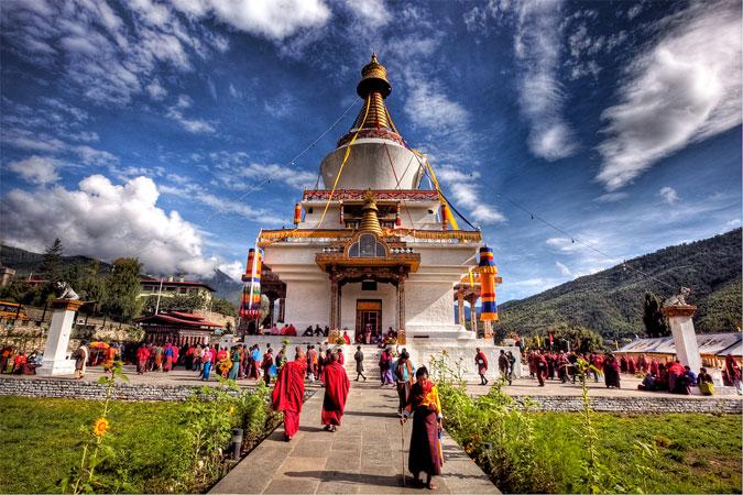 3 nights 4 days Bhutan Tour From Nepal