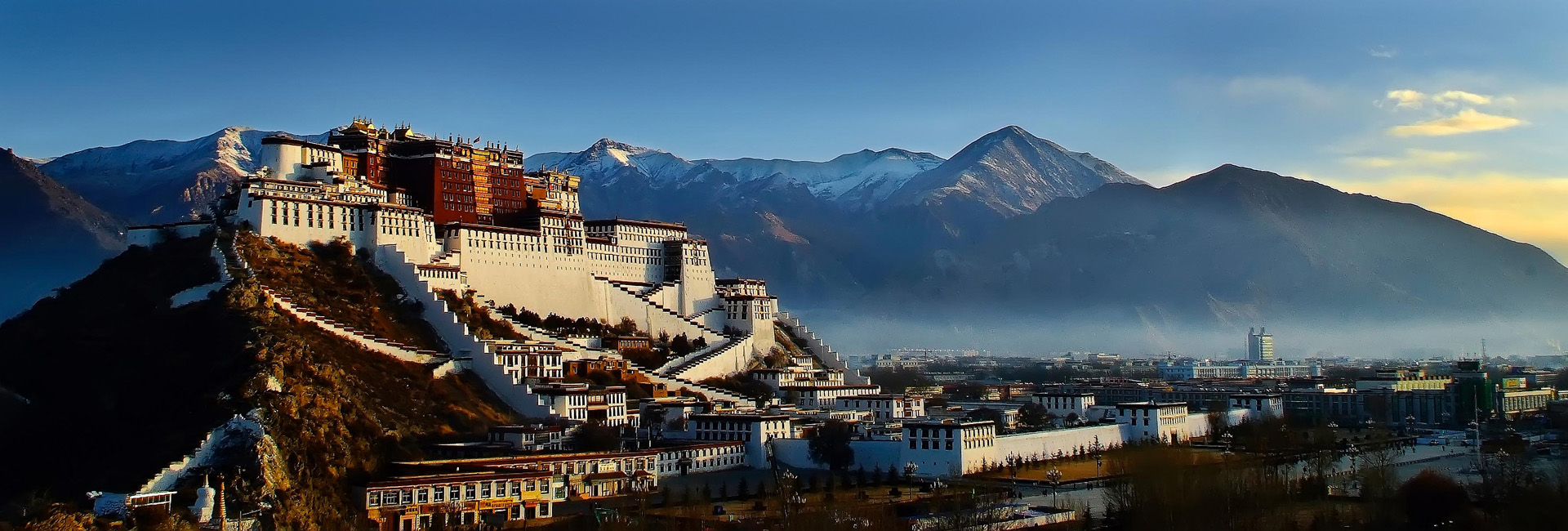 Lhasa Tour 5 nights 6 days