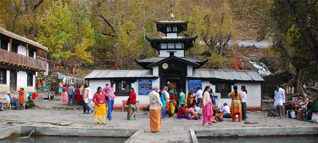 Muktinath Temple Darshan